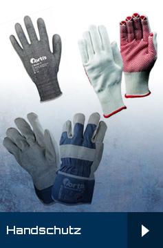 Handschutz, Schweißerhandschuhe, Industrie- und Montagehandschuhe, Versandhandschuhe - Handschutz für verschiedenste Anforderungen