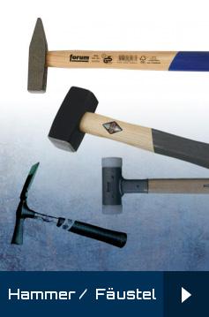 Hammer, Vorschlaghammer, Schlosserhammer, Maurerhammer, Schreinerhammer, Latthammer, Kunststoffhammer, Hammerstiel, Schonhammer